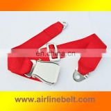 Top luxury airway safety seat belt