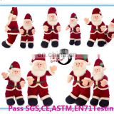 Lovely high quality stuffed plush christmas toys Low price OEM