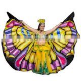 Best Dance Belly dance wings butterfly wings dress up party Hand made Halloween dress up wings