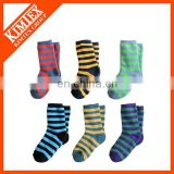Wholesale high quality 100 polyester running socks