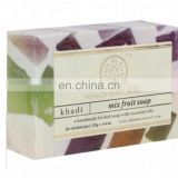 Khadi Natural Herbal Mix Fruit Soap