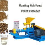 Floating fish feed extruder machine FY-DGP70