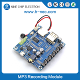 Circuit board ic voice chip USB sound module