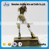 Women volleyball trophy Memorial resin decoration Wholesale of Arts and crafts Creative trophy