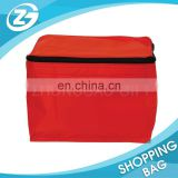 food packing bag non woven cooler tote bag