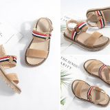 KIDS SOFT BOTTOM FASHION SANDALS
