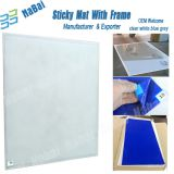 Clean sticky mat with frame nabai factory