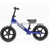 Chinese popular balance cycle bike 10/12 small kids balance bikes for 2-5 years old
