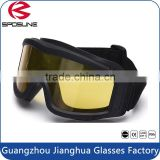 HD Vision Military Shooting Safety Goggles Replacement Lenses TPU Frame Army Dust Goggles
