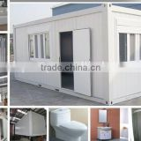 steel structure container house hotel from China factory china supplier