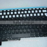 "French Layout Laptop keyboard Replacement LED Backlight For Macbook Pro 15"" A1286 2008-2012"