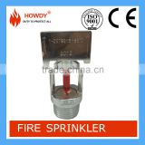 Low price ul listed fire fighting sprinkler for fire sprinklers system