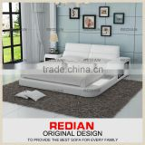 Redian king size bed frame