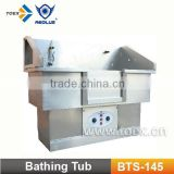 Stainless Steel Hydro Bath Pet Tub BTS-145