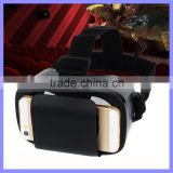 Version Enhanced VR Virtual Reality Headset 3D Video Glasses Movie Game VR Box Case for 4.7~6 inch IOS Android Smartphones VR