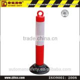 Plastic Road Barrier Elasticity Delineator Post