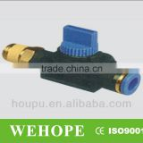 HVFS Series pneumatic pipe fitting