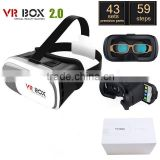 "Support 3.5""-6.0"" Phones High Quality Environmental ABS Plastic VR Box 3D Glasses"