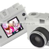 Anti-shake Face detection digital camera High quality and inexpensive product with 4X Digital Zoom DC-580