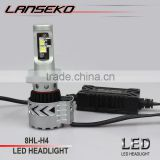 New arrival!!! Good quality arto lamp 36w 8th led headlight 6000lm, Double headt dissipation for more safer
