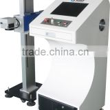 CO2 Laser Marking Machine For Non-metals , Crab And Seafood Mark Machine , Eggs Laser Engraving Machine