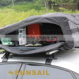 Roof Rack Rail Bars Car Roof Top Box Soft Cargo Bag 375 Litre Easy Fitting