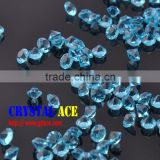 Top quality Machine Cut Cubic Zirconia, Round cubic ziconia stone, synthetic CZ stone wholesale