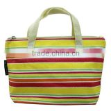 Customised 600D Oxford Flexible Folding Wheel Shopping Tote Bags