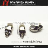 Jinyu customized skull bead for jewelry making,silver sterling skull beads