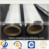 2015 Metallized CPP filmfor flow pack metallic chocolate bar wrapper film for snack bar,chocolate bar