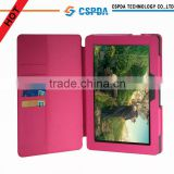 For Kindle fire HDX 8.9 inch tablet wallet style stand leather case