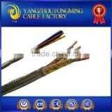 nickel core with mica insulated braid wire with 304 stainless steel shield brai wire cable supplier