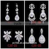 Online Shopping Thailand 24k Platinum Plated Ear Cuffs,Diamond Jewelry Type African Earrings