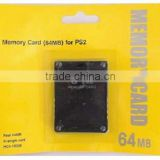 High quality 64MB memory card for ps2