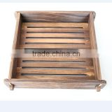 Flat bamboo weaving sieve sets/ bamboo basket