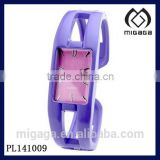 Rectangle Quartz Analog Bracelet Bangle Wrist Watch