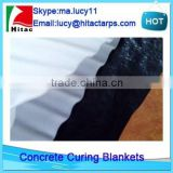 insulated tarps,insulated tarp covers,insulated tarps for concrete ,insualted tarp building,concrete curing blankets