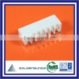 2.5mm Pitch 7 Pin Electronic Wire to Board Connector 2 ~ 16 & 20 Pin Available DIP 180 Straight Type
