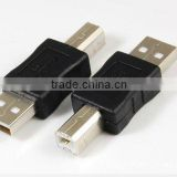 USB A Male to Type B Male Adapter Converter Printer M