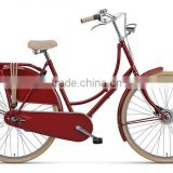 28 inch city bike retro bicycle/holland bike/OMA bicycle Dutch bike alibaba China.