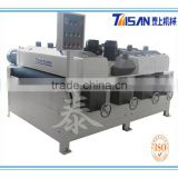 Board surface treatment Pulling machine for makeing wood grain hand feeling with 6 group /4 group