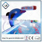 Best-selling super quality air hockey table Dolphine air hockey for sale