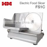 Heavy Duty Electric Meat & Food Slicer, Meat Cutter For Restaurant Home use,Silver Model FS1C