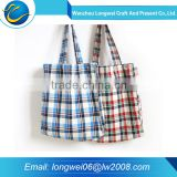 2015 Hot Selling Eco-friendly quality cotton shopping bag