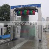Best selling high pressure gantry bus wash machine DXC(C)-300 monolayer with CE for buses and trucks