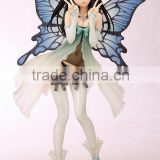 Japanese anime sexy action figures, sexy cute girls hot action figures, custom plastic girl sexy action figures