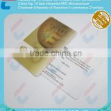 Printing Machine Clear Plastic Business Cards