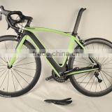 Dengfu carbon bicycles china carbon bicyclette full carbon racing bike available to groupset di2