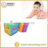 Happy Bebi Alphabet Puzzle Interlocking EVA Foam Floor Play Mat Baby Kids                                                                         Quality Choice