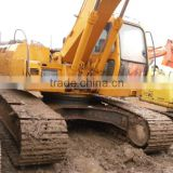 second hand hyundai 220lc- 5 excavator, japanese used excavator for sale, wheel excavator